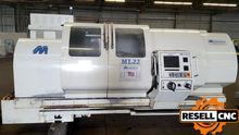 """Milltronics ML-22 - 20"""" Chuck,"""
