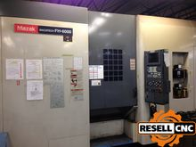 Mazak FH-6000 FMS System with 6
