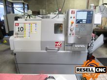 "Haas SL-10T - 2"" Bar, 5C Collet"