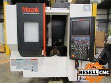 """Mazak VCU400A 5-Axis - 15.75"""" x"""