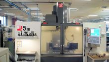 Used 2012 HAAS VF-5T