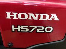 2014 Honda HS720