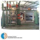 HESS Express hydraulic frame pr