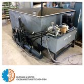WEIMA type TH 600 briquetting p