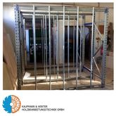 Plate rack with front role Gebr