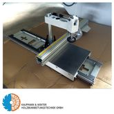 Tenoning machine    from stock