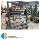 POLZER fitting table TYPE PM-28