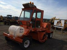 Broce RJ300 Sweeper