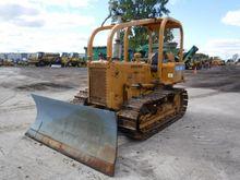Dresser TD7E Track bulldozers
