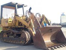 1973 Case 850 Track bulldozers