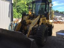 New Holland LW90 Wheeled Loader