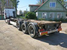 2007 Krone SD low loader