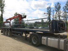 2003 General Trailers with hydr