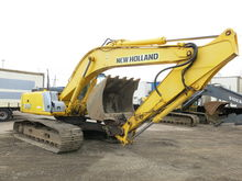 2006 New Holland Kobelko E215