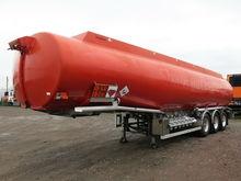 2004 Caldal tanker