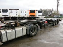2007 low loader 974623 TOHAP