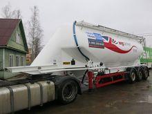 2003 Feldbinder EUT 40.3 cement