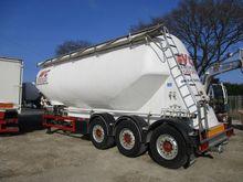2004 Feldbinder EUT 40.3 cement
