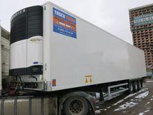 2008 refrigerator semi-trailer