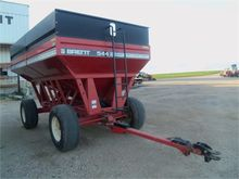 Used 2011 BRENT 544