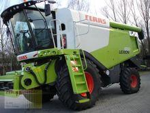 2013 CLAAS Lexion 650