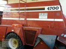 1993 Hesston 4700, Quaderballen