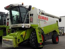 2002 CLAAS Lexion 460 Evolution