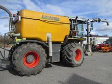 2009 CLAAS Xerion 3800 Saddle T