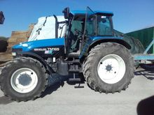 2001 New Holland TM 165