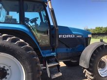 1996 New Holland 8870