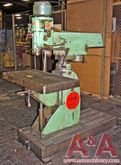 JOHANSSON RADIAL DRILL PRESS