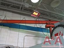Used Jib Crane in Mo