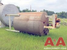 Stainless Steel 3,000 Gal Mix T