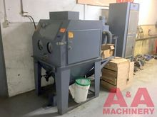 Used Abrasive Blast Cabinet for sale. Comco and more.