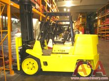 1992 Hyster 15,000Lb Diesel For