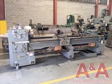 Summit Gap Bed Lathe