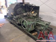 Warner Swasey 3A Turret Lathe