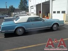 Used 1978 Lincoln Co