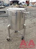 30 Gallon Stainless Steel Stopp