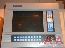 Xycom Display Terminal with key