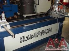 Used 2000 SAMPSON CM