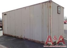 20' York Overseas Container, St