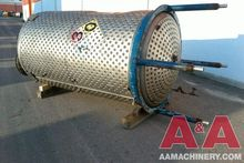 Stainless Steel 1,200 Gal Jacke