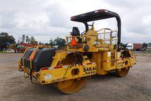 2008 SAKAI SW850