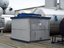 Used Cubic stainless