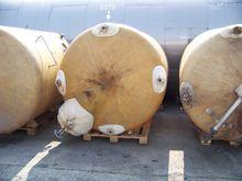 GFK-mash tank 4 cone feet stand