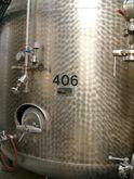 Pasteurisation tank at 3 tube f