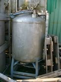 Stainless steel tank V4A 433g