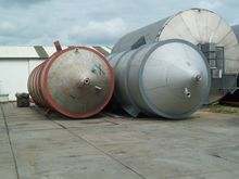 Stainless steel containers, sta