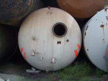 Pressure tank, underground